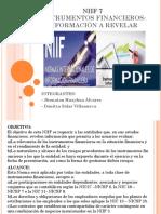 NIIF 7