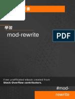 Mod rewrite