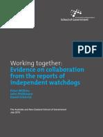 228517 162906 Wilkins Et Al - Working Together Report