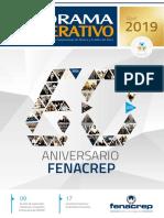Panorama Abril 2019 de las cooperativas