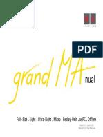 Manual MA Lighting Grand MA1
