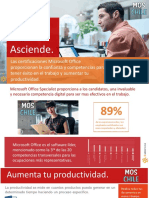 Presentacion Programa de Competencias Digitales Microsoft