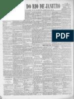 Jornal Diário do Rio de Janeiro - Edição 329 - 30 Nov 1875