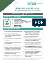 Becas Centro Pre Ciclo 2019-II