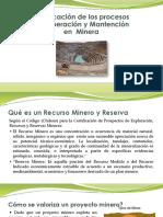 Planificación Minera