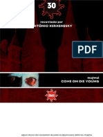 Antônio Xerxenesky - COME ON DIE YOUNG