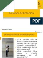 14 Dinámica rotacional