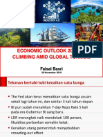 Economical Outlook of Indonesia