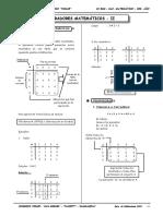 3er Año - Raz.mat - Guia Nº7 - Operadores Matemáticos - II
