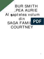 Al șaptelea volum din saga familiei Courtney