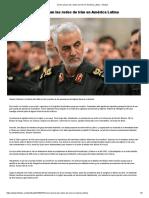 Cómo Operan Las Redes de Irán en América Latina - Infobae