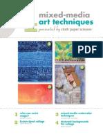 CPS 4 Mixed Media Art Techniques
