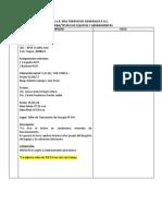Informe de equipos para mantenimiento.docx