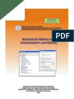 Mendiagnosis Permasalahan Pengoperasian PC dan Periferal