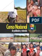 CENSO NACIONAL DE POBLACION Y VIVIENDA INDIGENA DE VENEZUELA