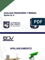 7.- Presentacion Evaluacion Financiera y Riesgo