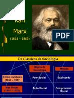 Karl Marx - 2019