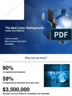 The New Cyber Battle Ground - Inside Your Network - Privileged Accounts (Doug Brecher - CyberArk) Vse