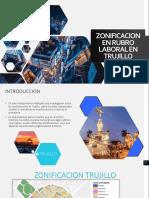 ZONIFICACION EN EL RUBRO LABORAL