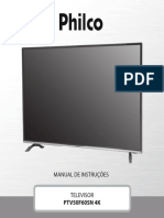 Manual Tv Ptv50f60sn 4k