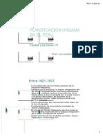 Planificacion Urbana en El Peru Ciudad y Territorio Convertido