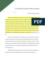 Ensayo -MKT- Marketing 3.0 - Maria Luisa Salvatierra Zegarra MBA94