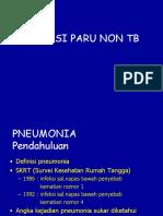 378138992 8 Infeksi Non TB Dr Harsini Sp P K