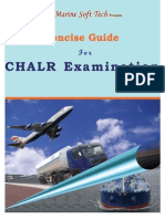 Concise Guide for CHALR Examination