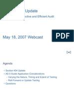 May 18 Webcast - V9 - No Speaker Notes