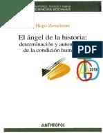 Zemelman, Hugo - El Angel de La Historia