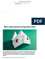 Why Value-based Pricing Works Best _ Marketing Donut