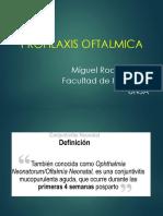 PRofilaxis oftalmica RN