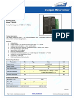 TB6600 Data Sheet en Soro 180122