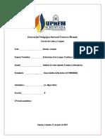 Analisis- Fonacion y Articulacion
