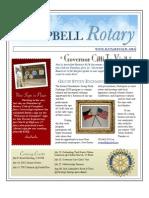 Newsletter - July 8 2008