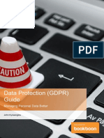 Data Protection GDPR Guide