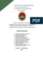 Informe Final Focus