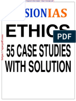 UPSC GS 4 Ethics Case Studies