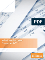 What Are Income Statements