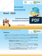 Demanda Internacional 2018 - Apresentacao