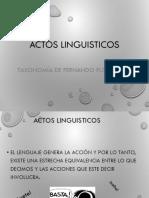 Act Linguistic f Flores
