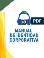 Manual de Identidad Rolling Dj