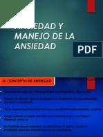 LA ANSIEDAD - SESION 3