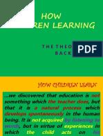 How Children Learning