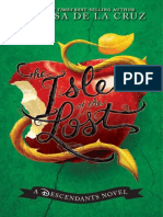 1 the Isle of the Lost