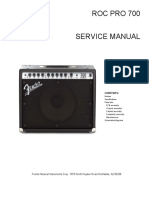 Fender Roc Pro 700 Sm