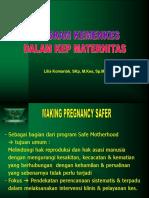 4. Program Kemenkes Dlm Kep Maternitas