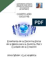 7-CICLO VII Doctrina Social de La Iglesia