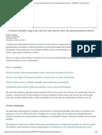 Câmara Mantém Regra de Cálculo Que Deixa Valor Da Aposentadoria Menor - 12-07-2019 - UOL Economia