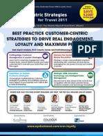 Customer Centric Strategies in Online Travel